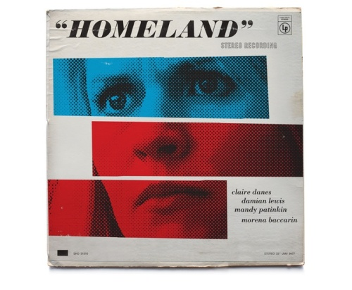 Vintage Homeland Jazz Covers by Ty Mattson